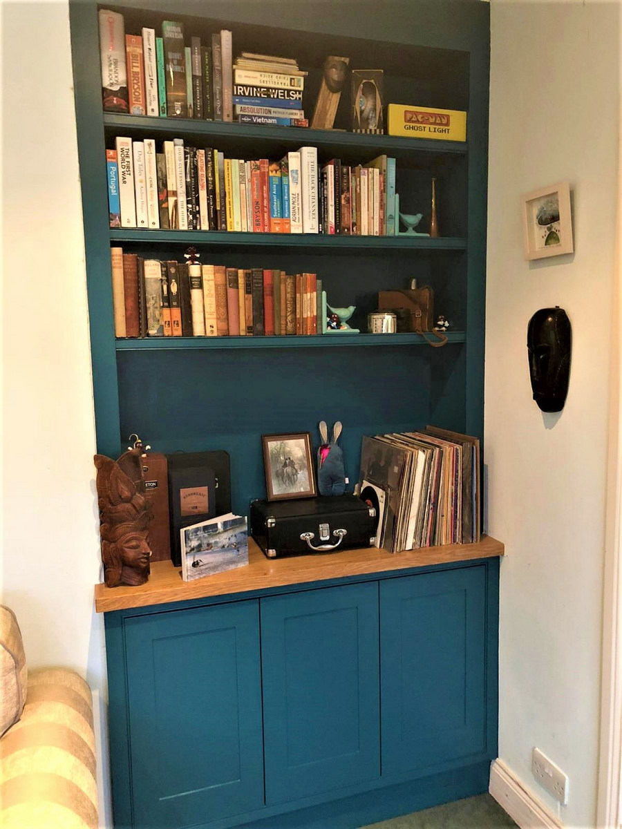 built in bookcase shelving patrick lawless woodworking