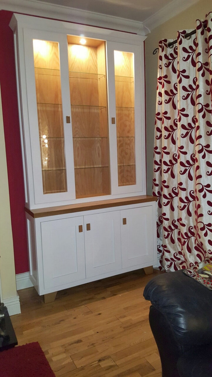 free standing display cabinets bespoke patrick lawless woodworking